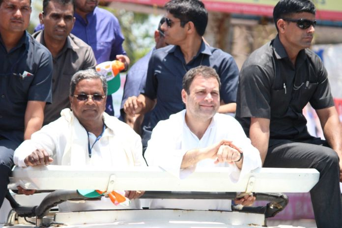 கர்நாடக தேர்தல் ராகுல் காந்தி தேர்தல் பிரச்சாரம்