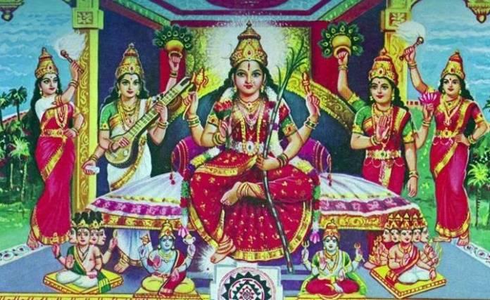 நவராத்திரி ஸ்பெஷல்: கதம்ப வன வாசினி என  சொல்கிறார்களே… ஏன்?