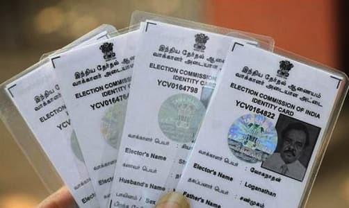 01 Sep22 Voter ID Card - 1