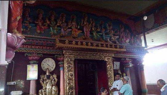 நவதுர்க்கையம்மன் கோவிலில் இன்று மஹா கும்பாபிஷேகம்