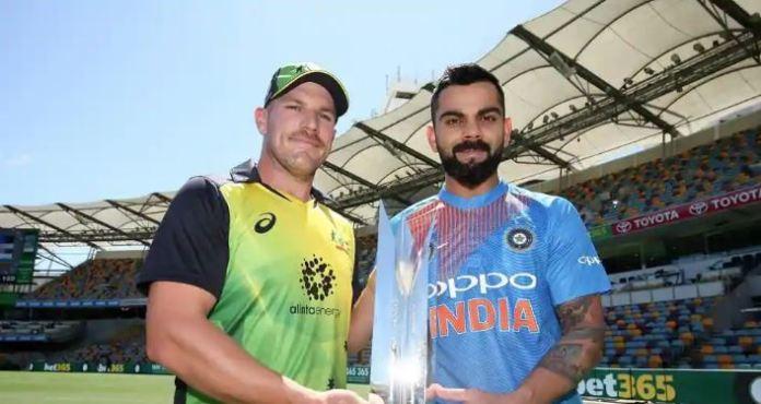 T20 கிரிக்கெட் : இந்தியா-ஆஸ்திரேலியா இன்று மோதல்
