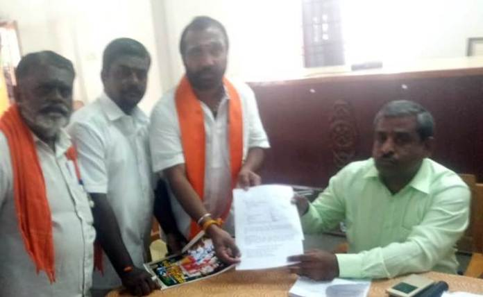 ஜோசப் கல்லூரி அங்கீகாரத்தை ரத்து செய்ய வேண்டும்: இந்து மக்கள் கட்சி மாவட்ட ஆட்சியரிடம் மனு