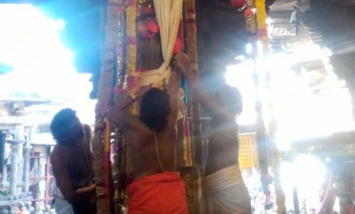 சிதம்பரத்தில் மார்கழி திருவாதிரைத் திருவிழா கொடியேற்றம்!
