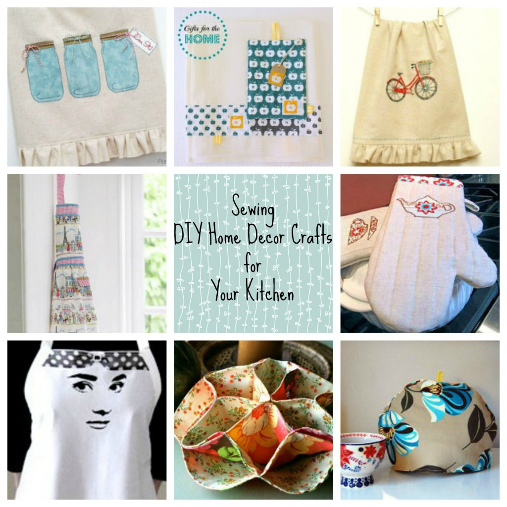 Sewing Diy Home Décor Crafts For Your Kitchen Favecrafts