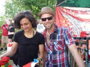 Faluma Crew at Berlin Carnival