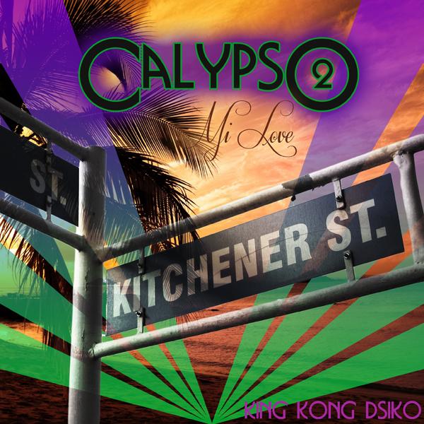 cover calypso mi love 2