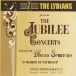 The Lydians – The Jubilee Concerts