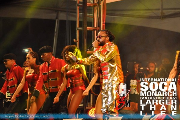 Machel Montano Soca Monarch-2015