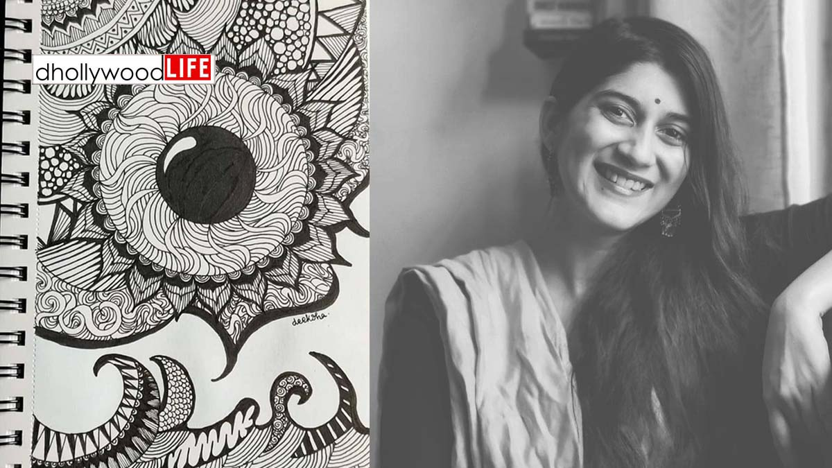 Deeksha Joshi shows some different talent, check her recent post!