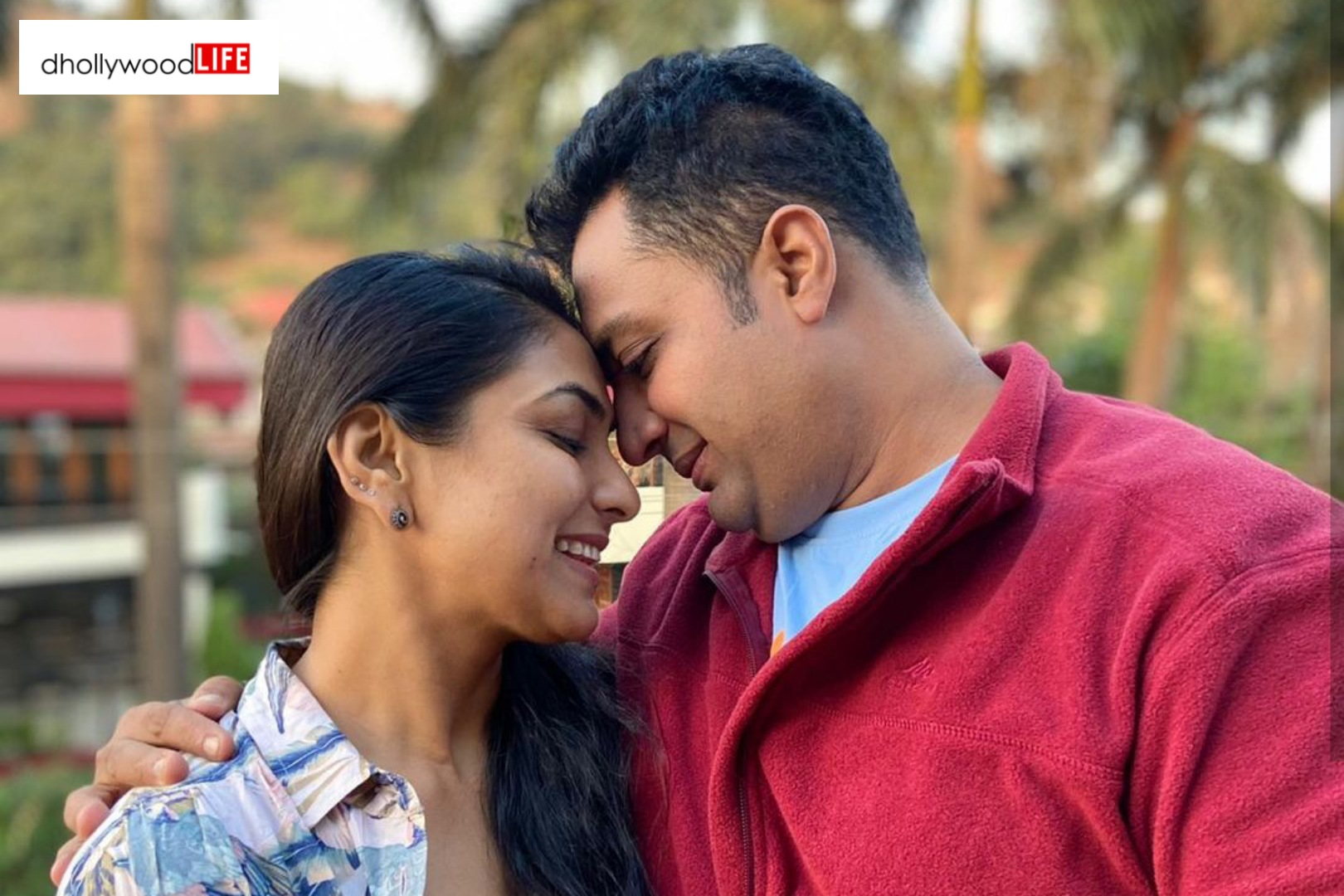 Photo: Niilam Paanchal and Mihir Nishith Rajda are looking perfect in the recent post!