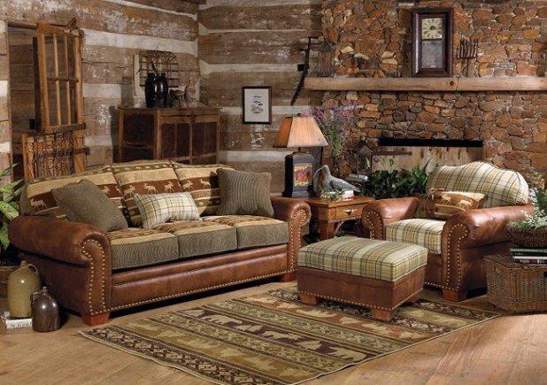 Log Home Interior Decorating Tips