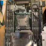 The Correct Heat Sink for Bl460c Gen8 Blade Server Finally