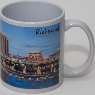 Richmond Skyline DayShot