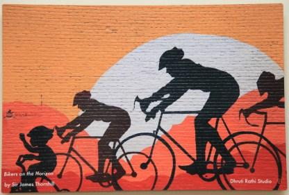 Bikers on the Horizon