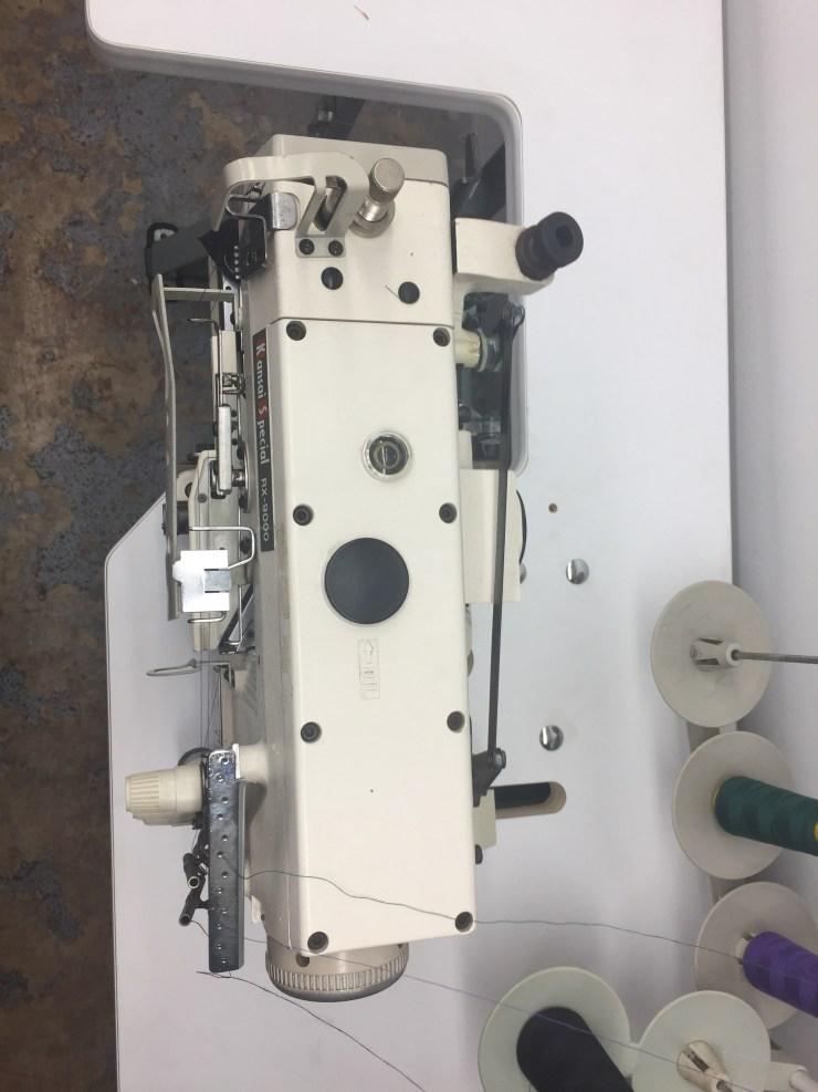 Kansai Special RX-9803P Semi-Cylinder Cover Stitch