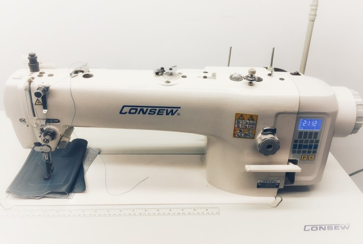 Consew 2206RB-7-14DD Single Needle Electronic Walking Foot
