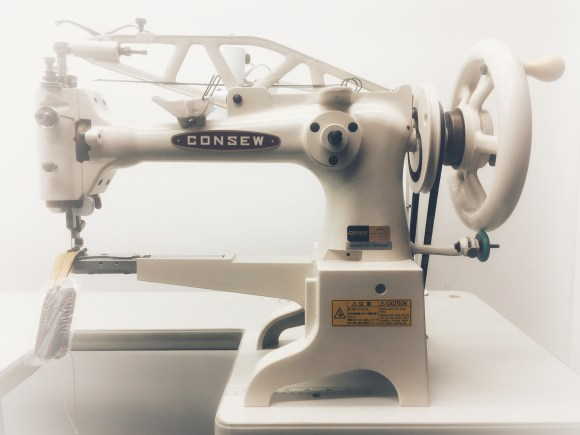 Consew 29 Cylinder Arm Shoe Repair Sewing Machine