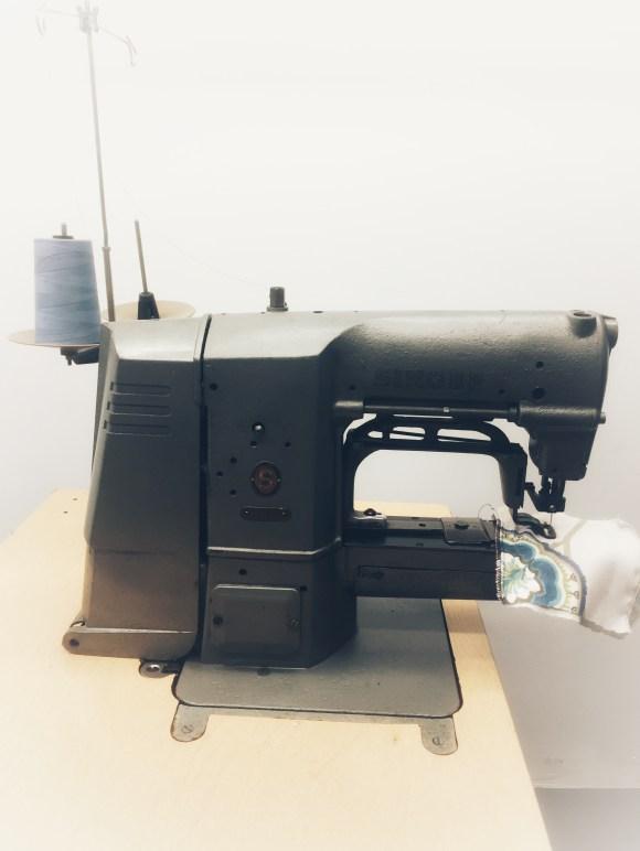 SINGER 269W26 Bar Tacker Adjustable Industrial Sewing Machine