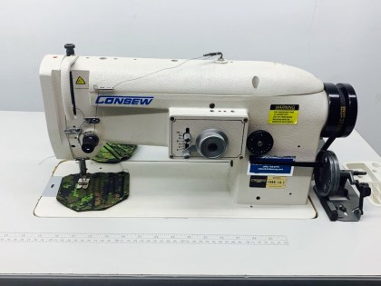 Consew 146RB-1A-1 Single Needle, Drop Feed, Walking Foot