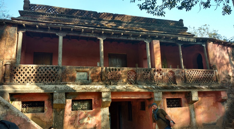 Tipu Summer Home atop Nandi Hills