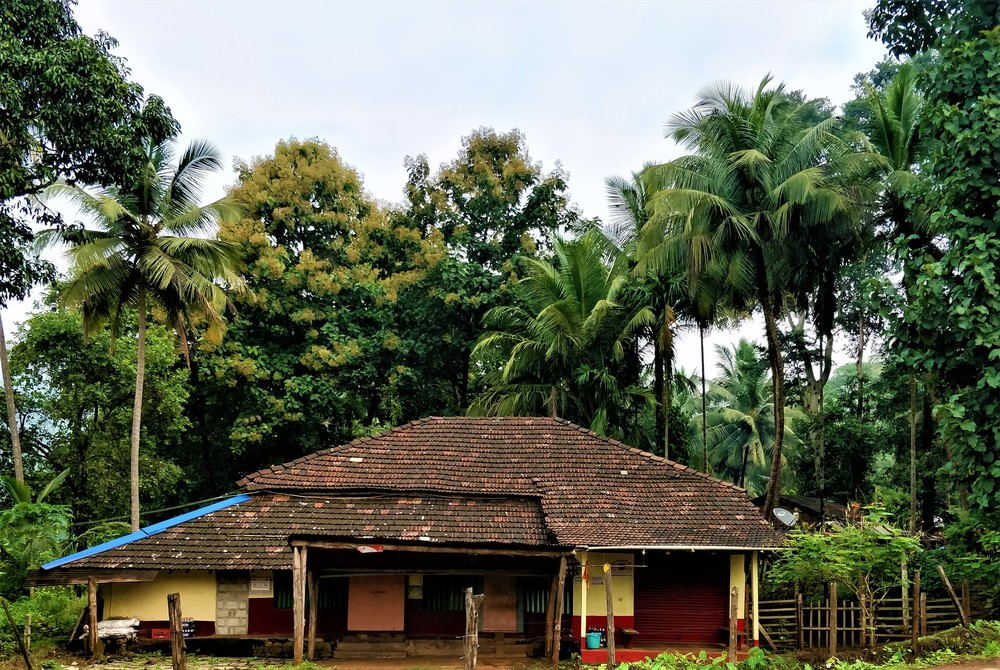 Traditional House_Western Ghats