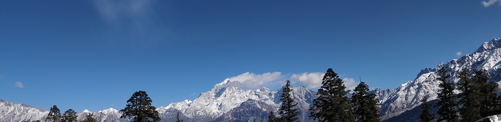 The Big Mountains_Kuari Pass