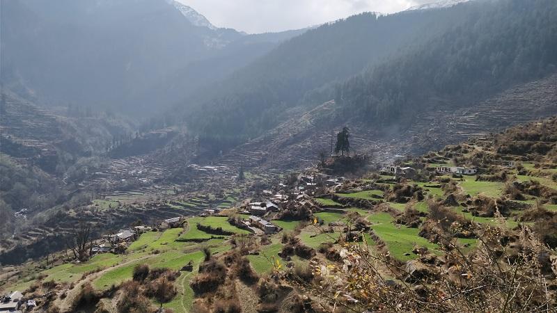 Tugasi Village