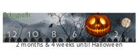 Daisypath Halloween tickers