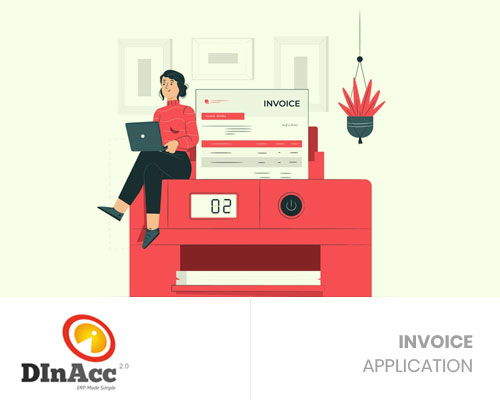 DinAcc - Invoice Software