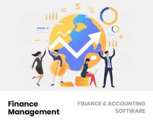 Finance Accounting Application