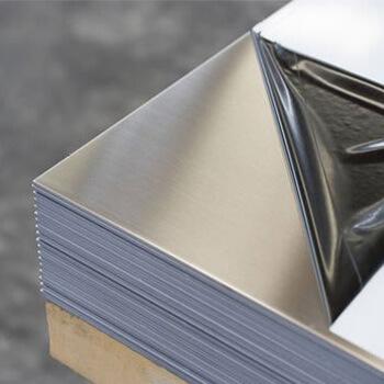 Aluminium Plaat DHZ Store