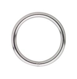 Gelaste ringen van RVS 316