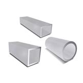 Geanodiseerd aluminium buizen