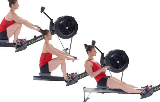 rowing crossfit