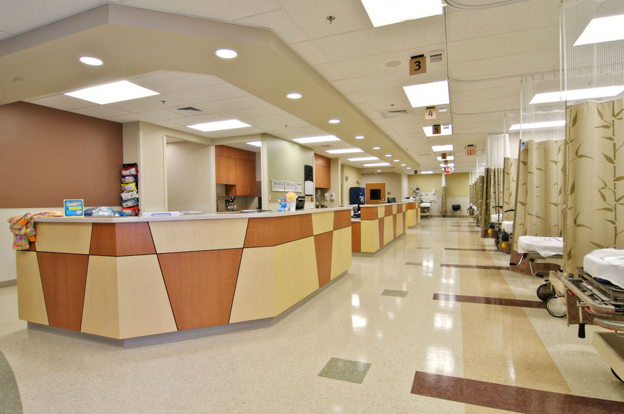 Montgomery Surgical Center Design Innovations