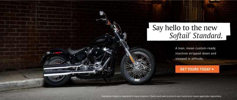 Old Glory Harley Davidson