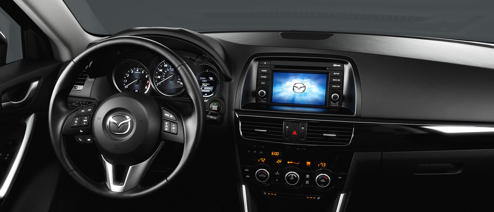 ... Tour The Interior Of Mazda Cx Interior Colors Test Drive Mazda CX Small  SUV Has Quiet Upscale Vibe Times The Interior Of The Mazda CX Features A  Near ...