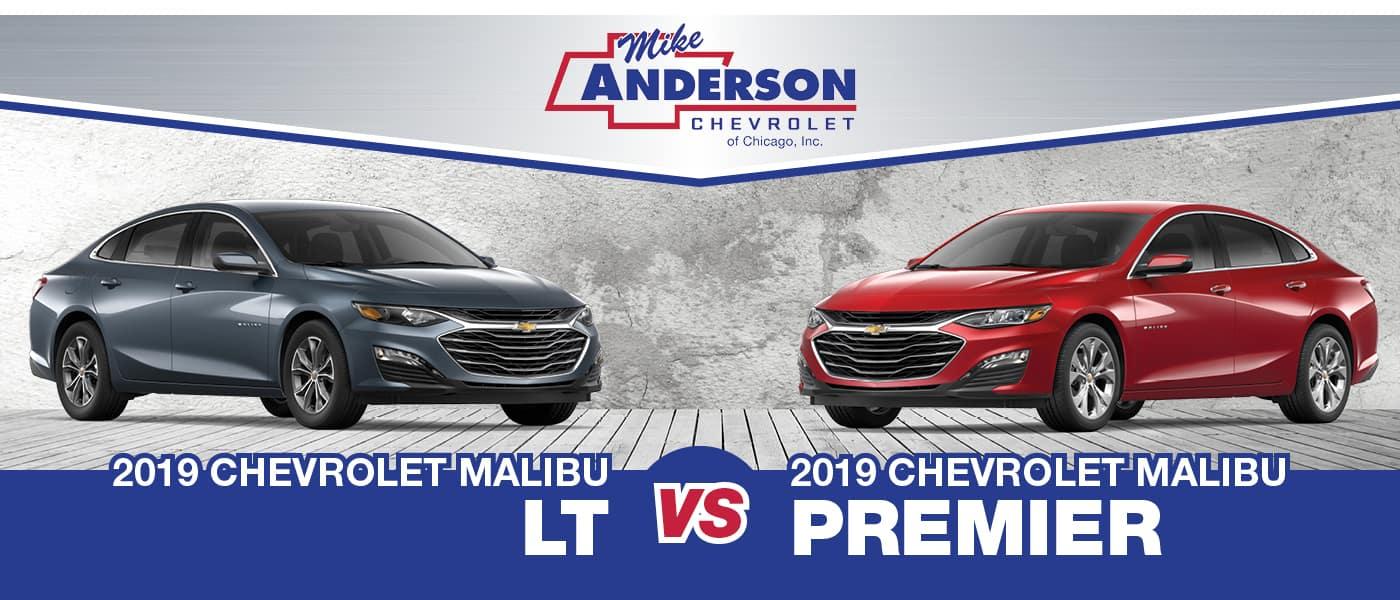 2019 chevy malibu lt vs premier key