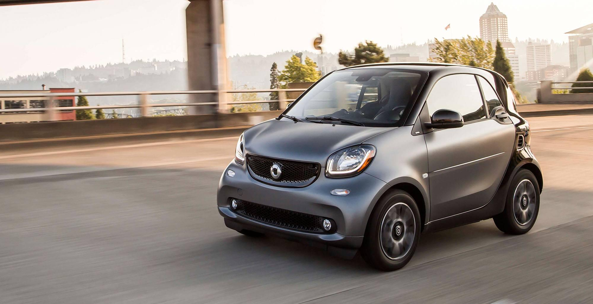 Get to Know the Smart Proxy Coupe Fortwo