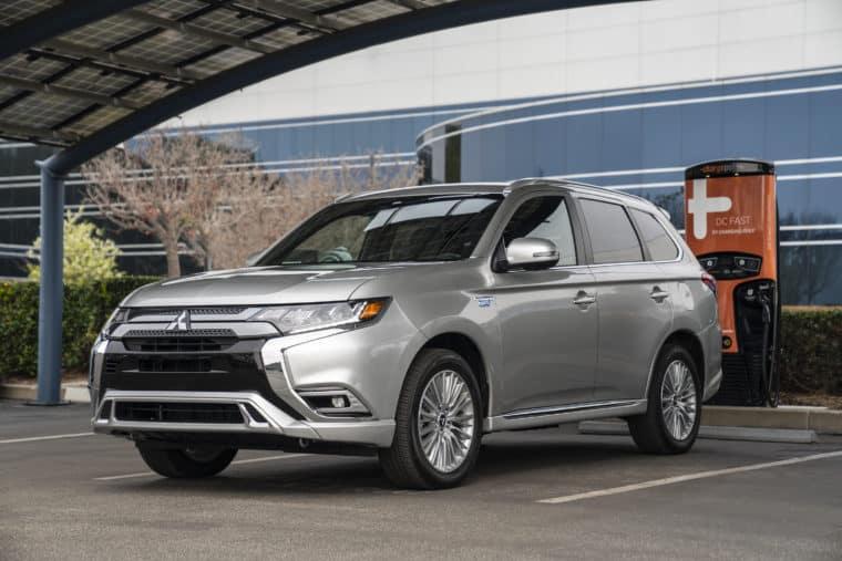 Upgrades For The 2020 Mitsubishi Outlander Phev