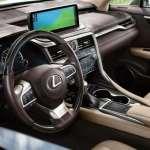 2020 Lexus Rx 350 Interior Lexus Rx 350 Dimensions