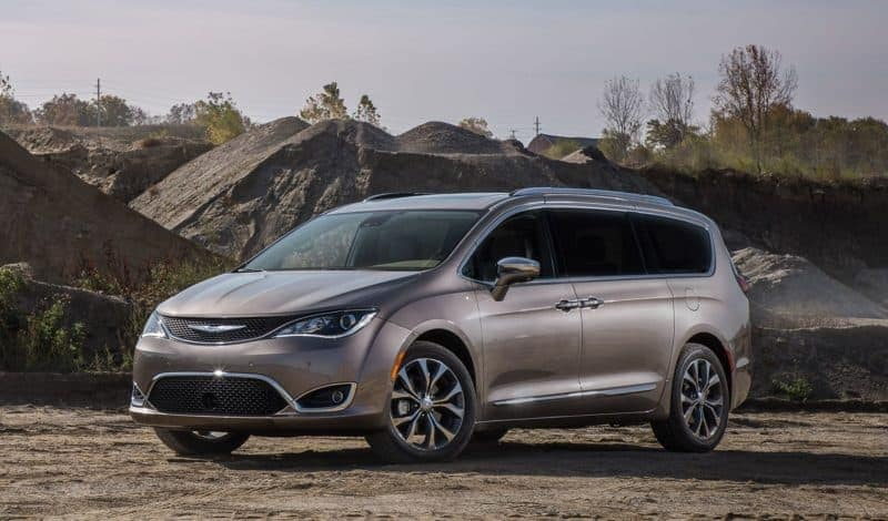 2020 chrysler pacifica and pacifica hybrid