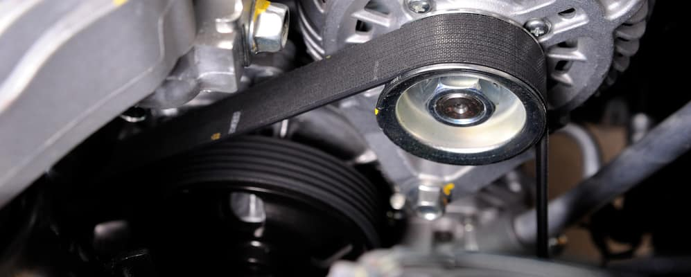 When To Replace A Serpentine Belt