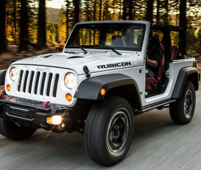 Buying A Jeep Wrangler What You Need To Know
