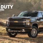 2020 Chevrolet Silverado Hd Color Options Carl Black Kennesaw