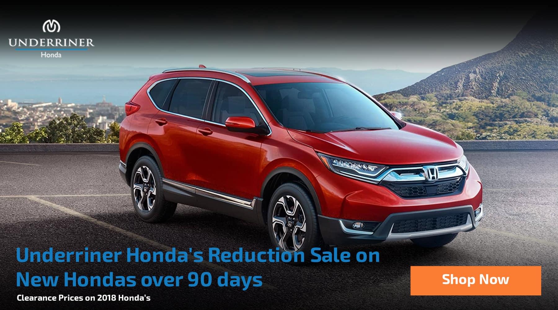 Underriner Honda New And Car Dealer In Billings Mt