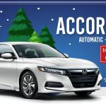 2019 Accord Lx Auto Lease Specials Sussex Honda