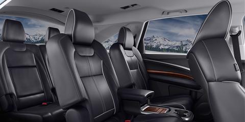 2017 Acura MDX Wisconsin Acura Dealers Luxury SUVs In