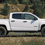 2021 Gmc Canyon Towing Capacity By Trim Level Payload Engine Specs