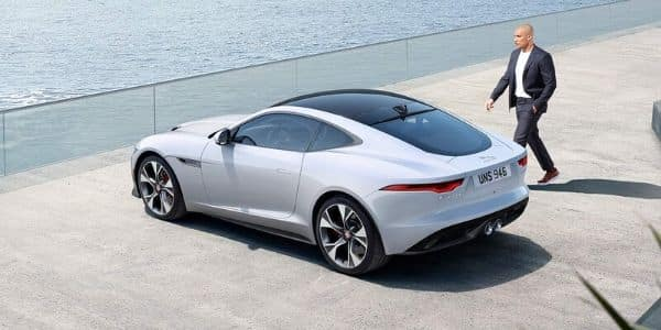 2021 Jaguar F Type Performance Interior Features Jaguar Freeport